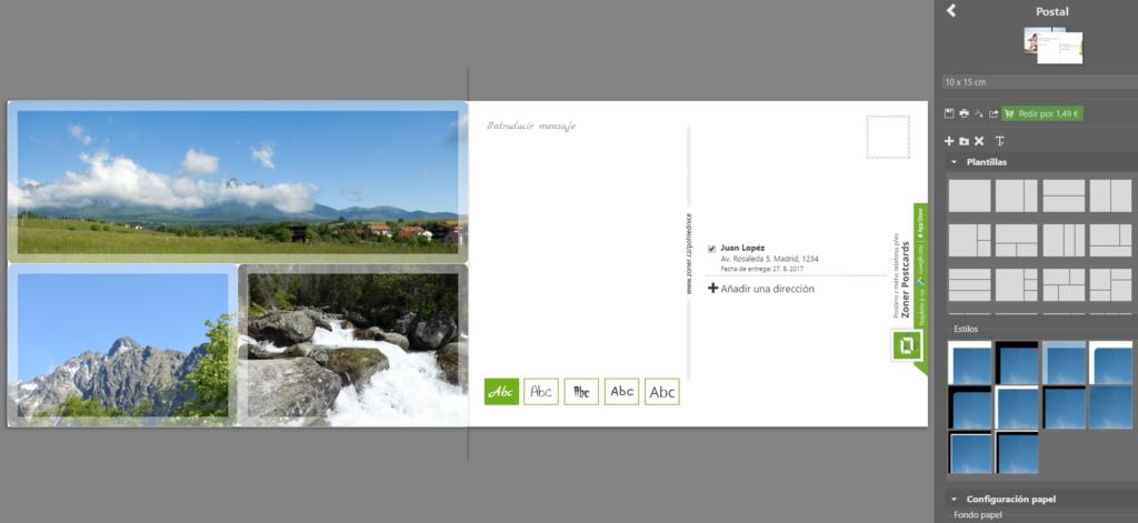 Cómo crear fotolibros, calendarios, fotocuadros y productos ...