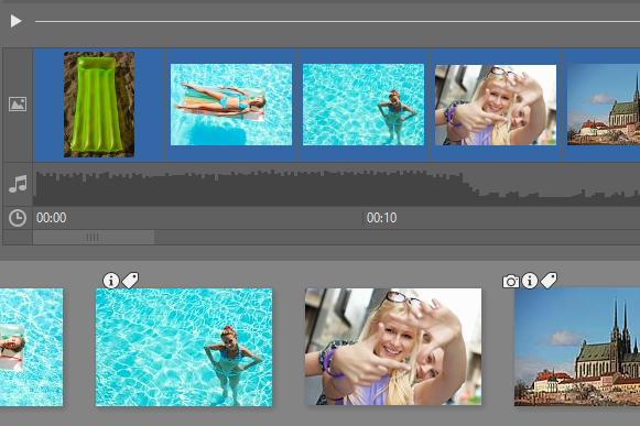 Cómo crear un vídeo a partir de fotos