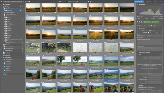 Una colección bien organizada: la forma de encontrar cualquier foto rápidamente y en cualquier momento