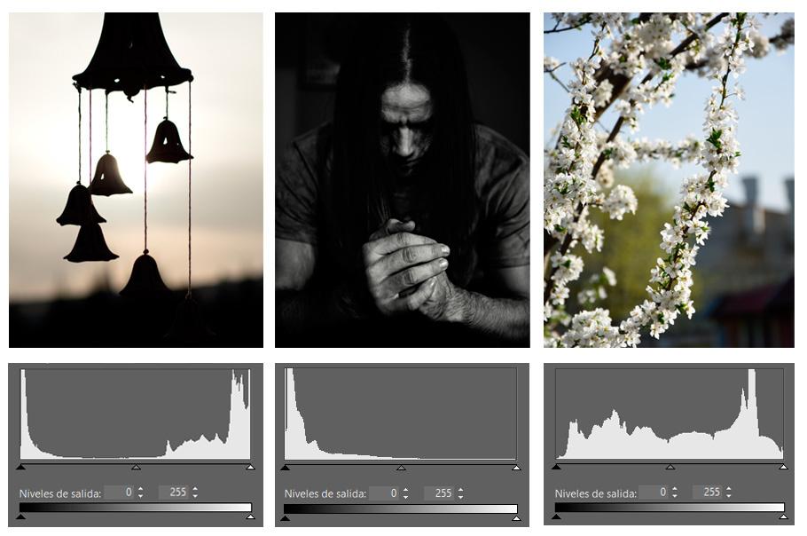 Controla el espectro de color de las fotos con ayuda de los niveles: El histograma ideal no existe.
