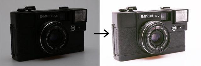 Qué tiene de especial el formato RAW: Otra foto tomada en JPEG y RAW, que iluminaremos unos 4 EV.